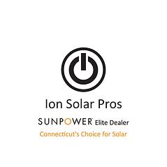 ION SOLAR PROS  vertical logo Revised 06