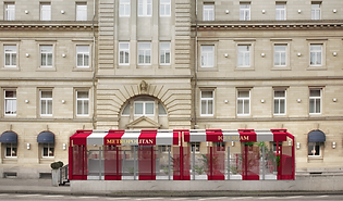steigenberger hotel ice cream design concept art direction