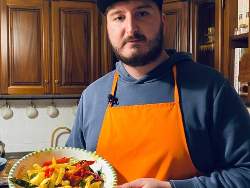Sapori del Sud: Peperoni e Patate