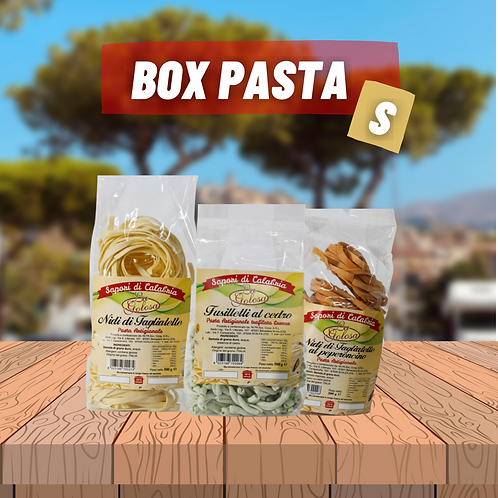 Box Pasta S