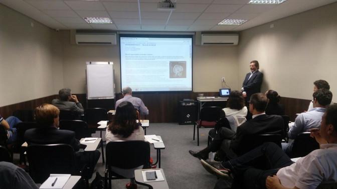 I2H promoveu curso sobre captação de recursos para investimento em projetos de saúde