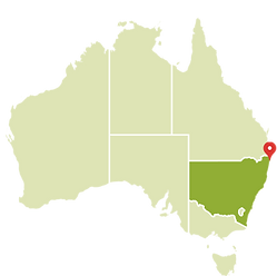 byron bay map