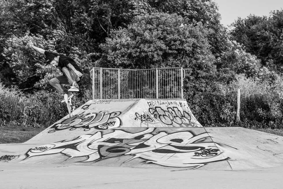 Stratford Skatepark 2