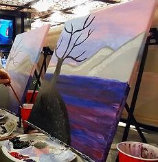 calgary paint nite