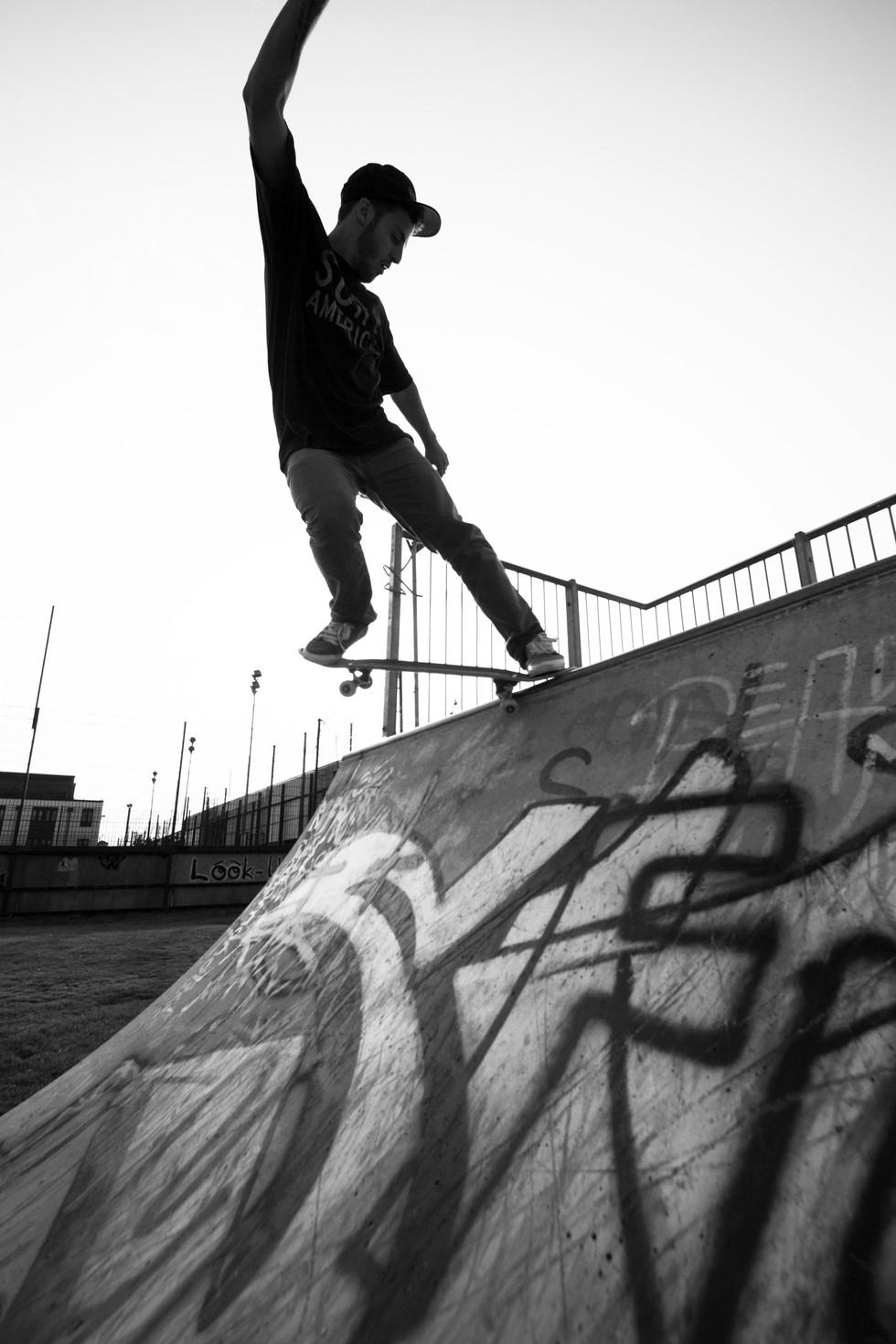 Stratford Skatepark 1