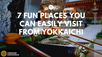 7 Fun Places You Can Easily Visit From Yokkaichi