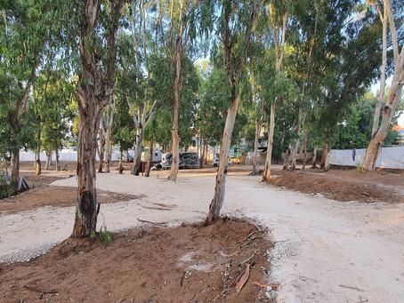 חניון הקרוואנים במרכז הארץ שמייתר אחסנת קרוואנים