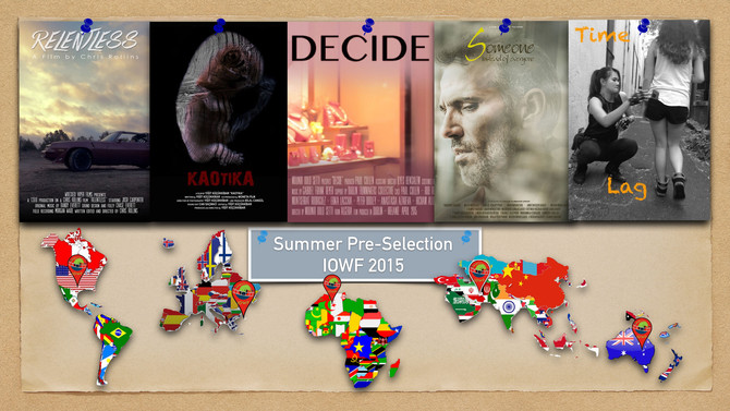 IOWF2015: Summer pre-selection continues