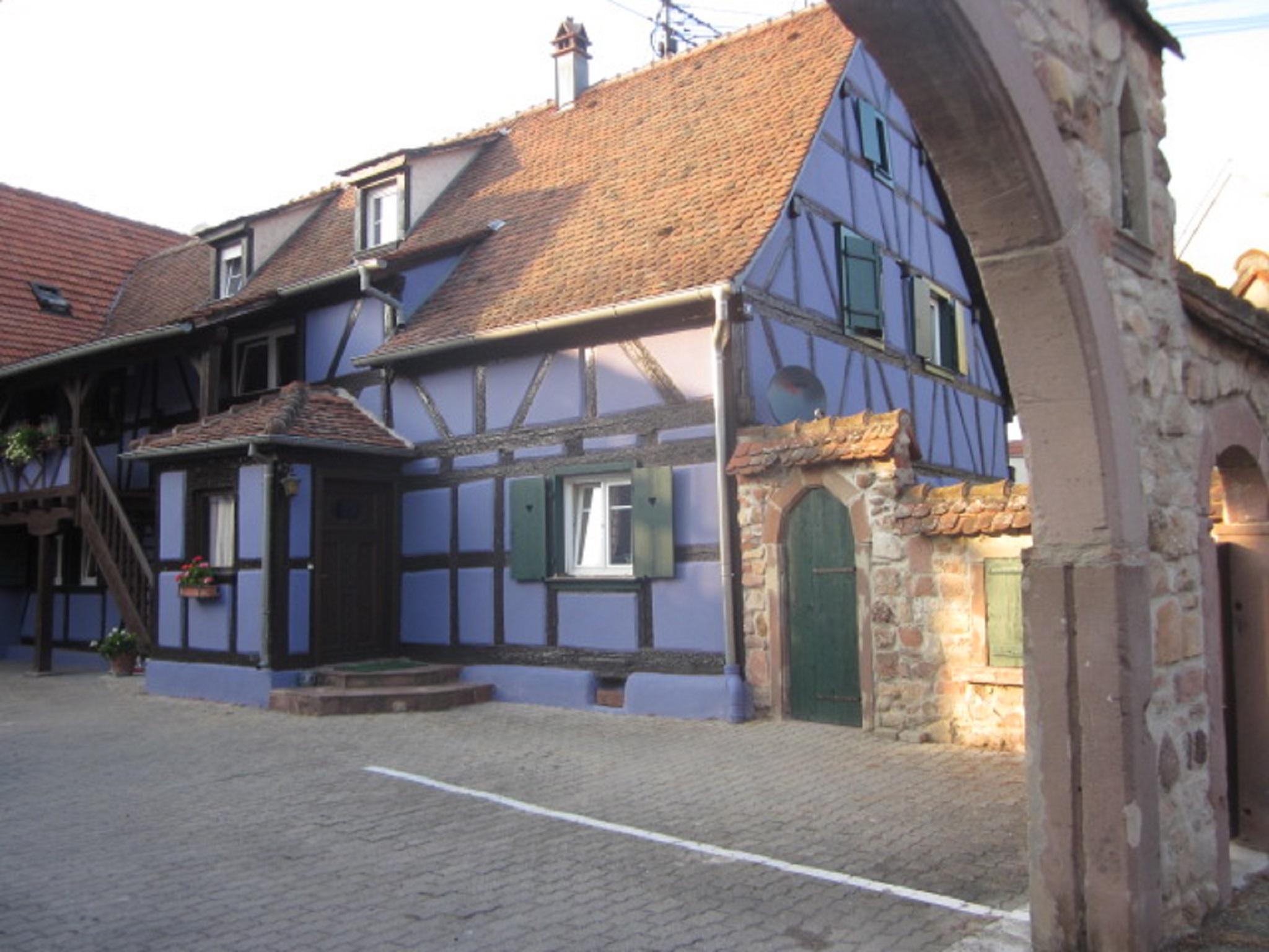 Chez Marianne et Marcel..JPG