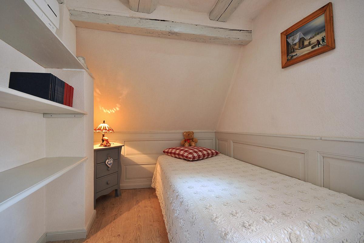 Chambre 2 Riquewihr - petit  lit