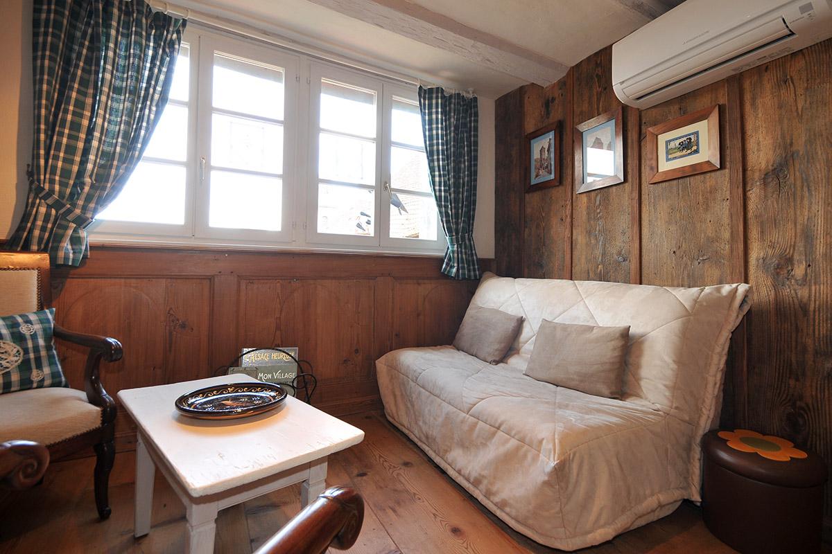 Canapé lit Riquewihr
