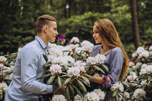 Rododendros - Fotosesija -Photographer A