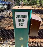 donaton drop box