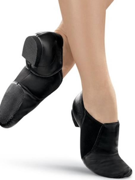 Leather Jazz Shoe - Slip On