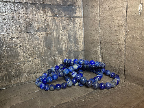 Lapis Lazuli 10mm Bracelet