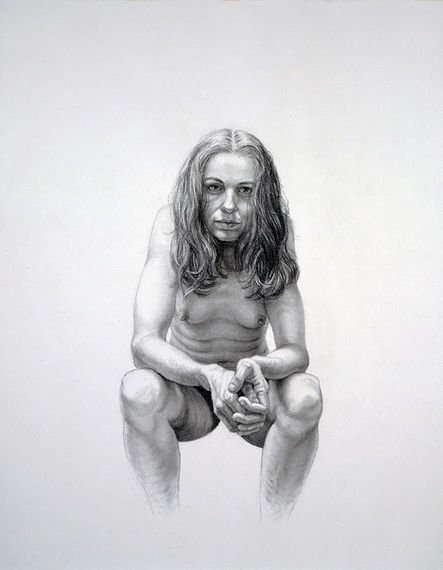 Drawing of Jan Carmichael
