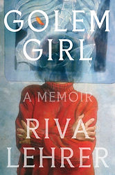 Kirkus Book Review: Golem Girl