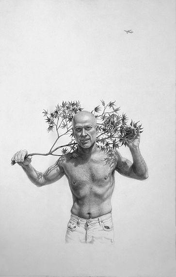 Drawing of Don Kimpling