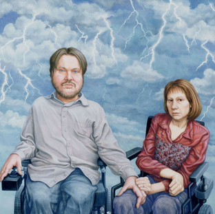 Mike Ervin & Anna Stonum