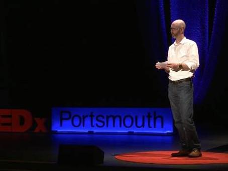 TEDx Portsmouth - Ben Hillyard