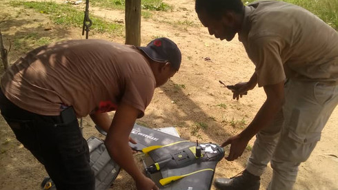 Greater Monrovia Drone Project