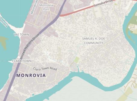 Tackling Coastal Flooding in Monrovia Slums