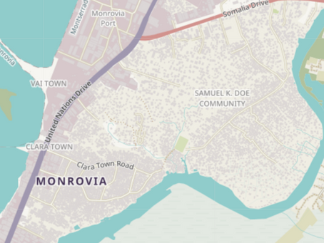 Tackling Coastal Flooding in Monrovia Slums