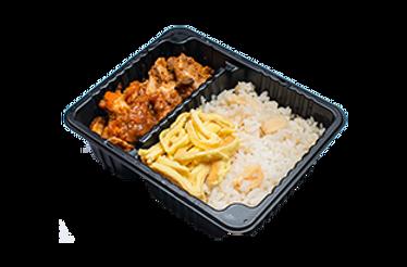 Grilled Chicken Inasal Garlic Rice