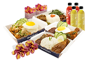 Santan Value Meal for 4