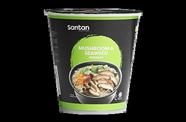 Mushroom & Seaweed Cup Noodles