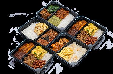 Best of ASEAN Meal Package