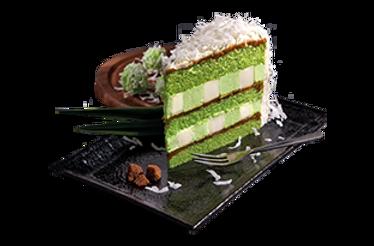 Onde-Onde Cake