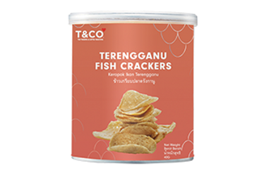 Terengganu Fish Crackers