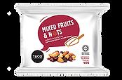 Mixed Fruits & Nuts