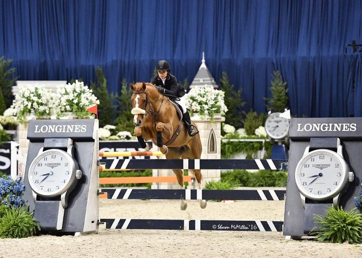 Nora & Z at WIHS