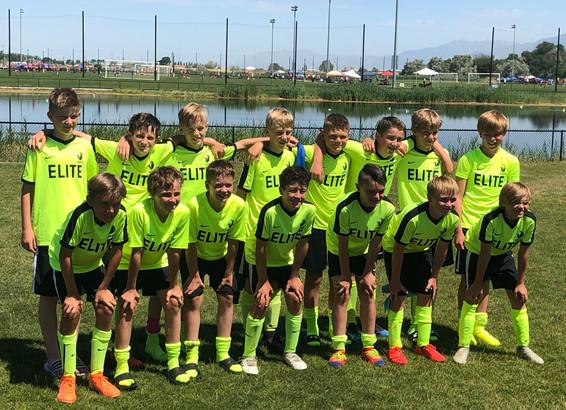07 boys in SLC