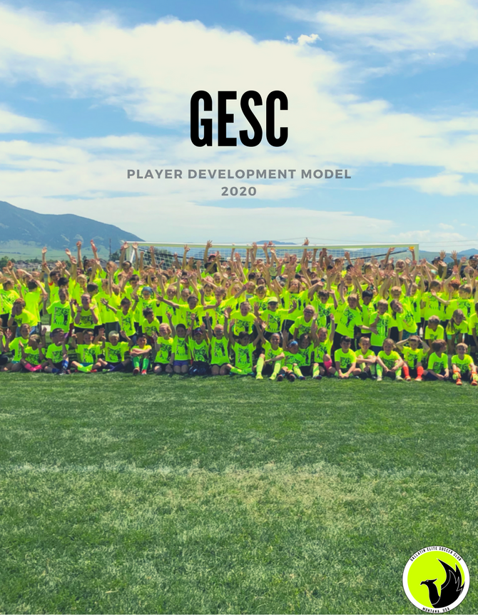 GESC PLAYER DEVELOPMENT MODEL