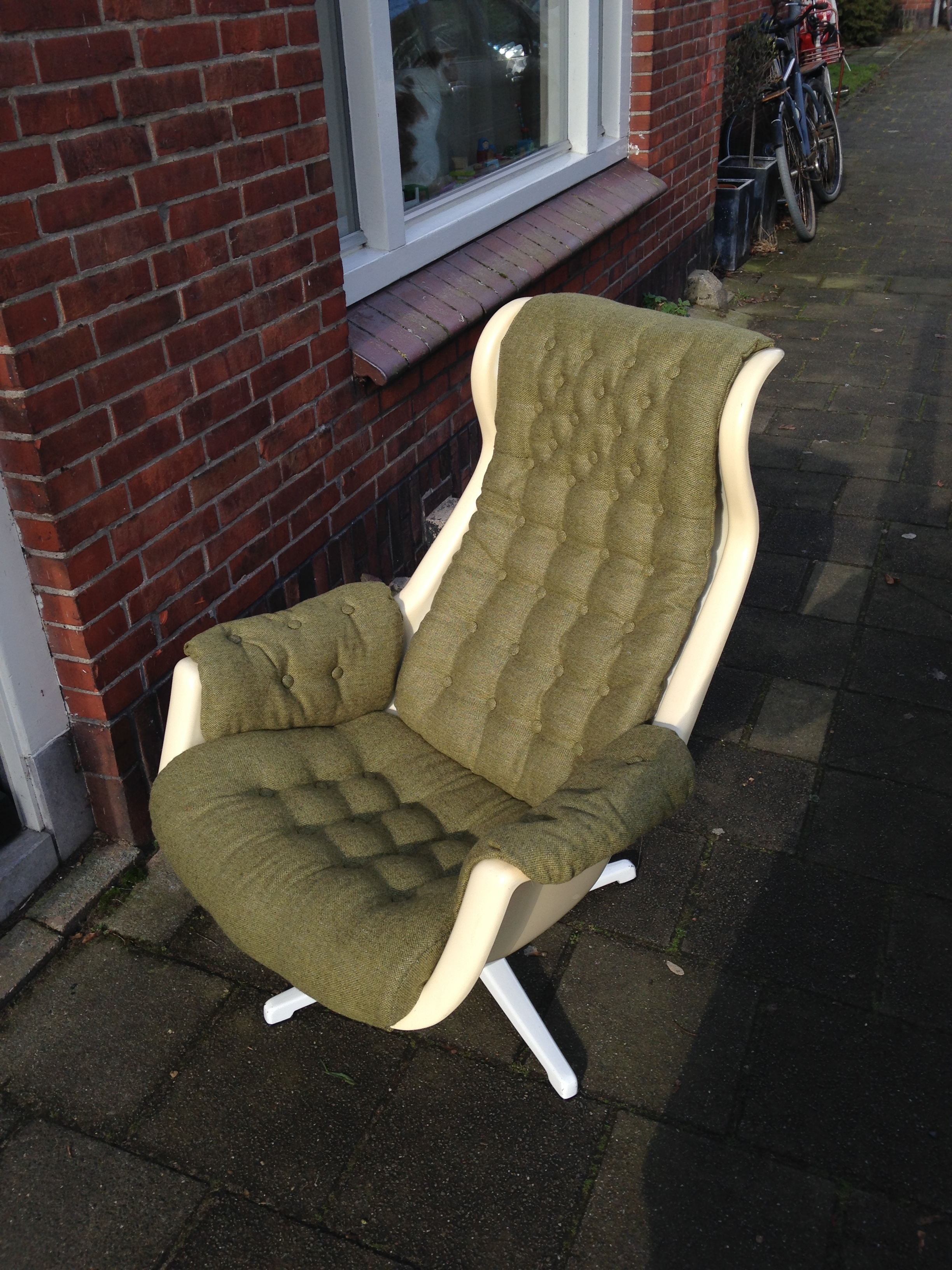 Lounge Chair galaxy Dux