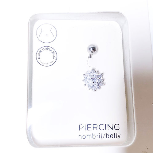Piercing nombril