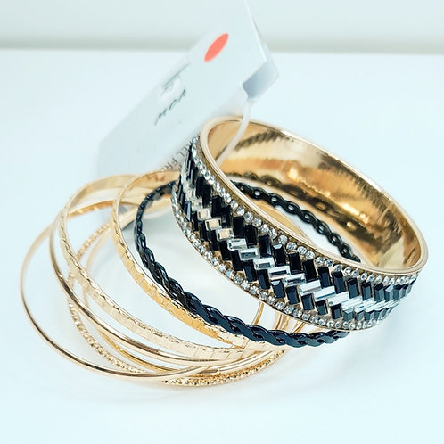Lot de 8 bracelets