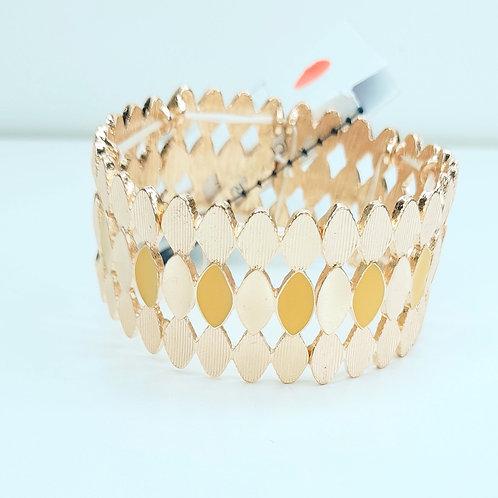Bracelet avec élastique