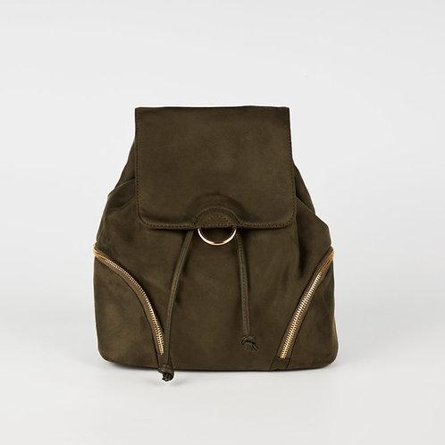 Sac à dos minifibre poches zippées