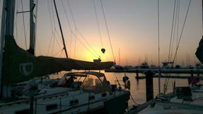Sunrise Port du St Tropez