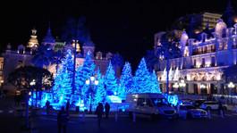 Christmas at Casino Sq, Monte Carlo