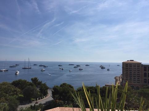 Larvotto Bay, Monaco, Grand Prix week