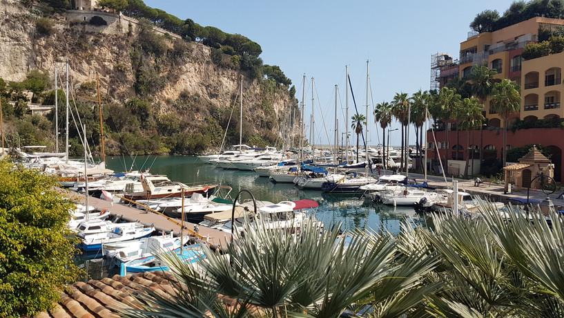 Fontvielle Harbour