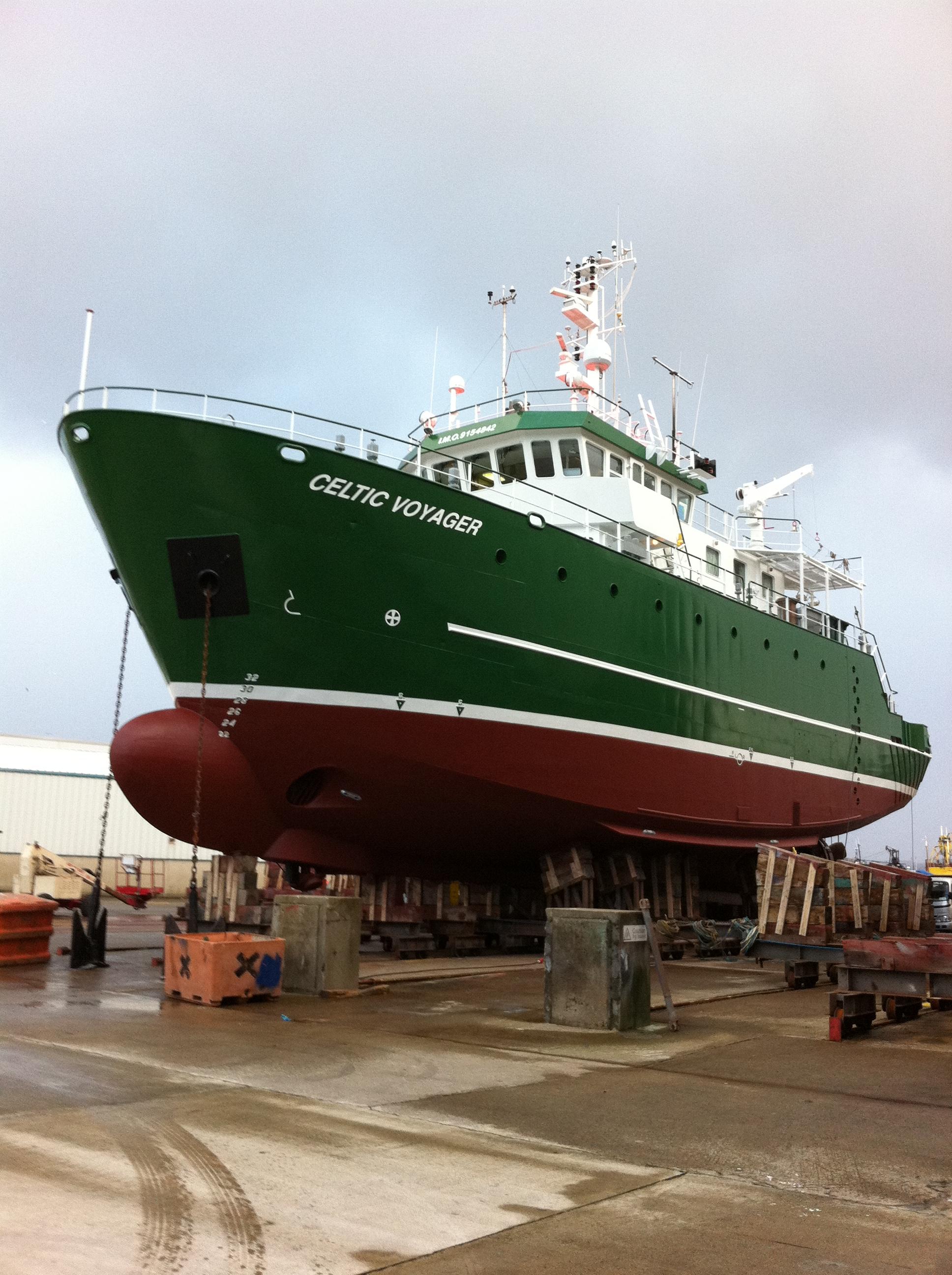 RV Celtic Voyager
