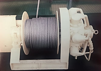 Marine Winches Ireland