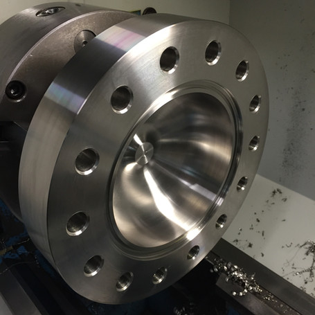 Mild Steel Domed End Caps