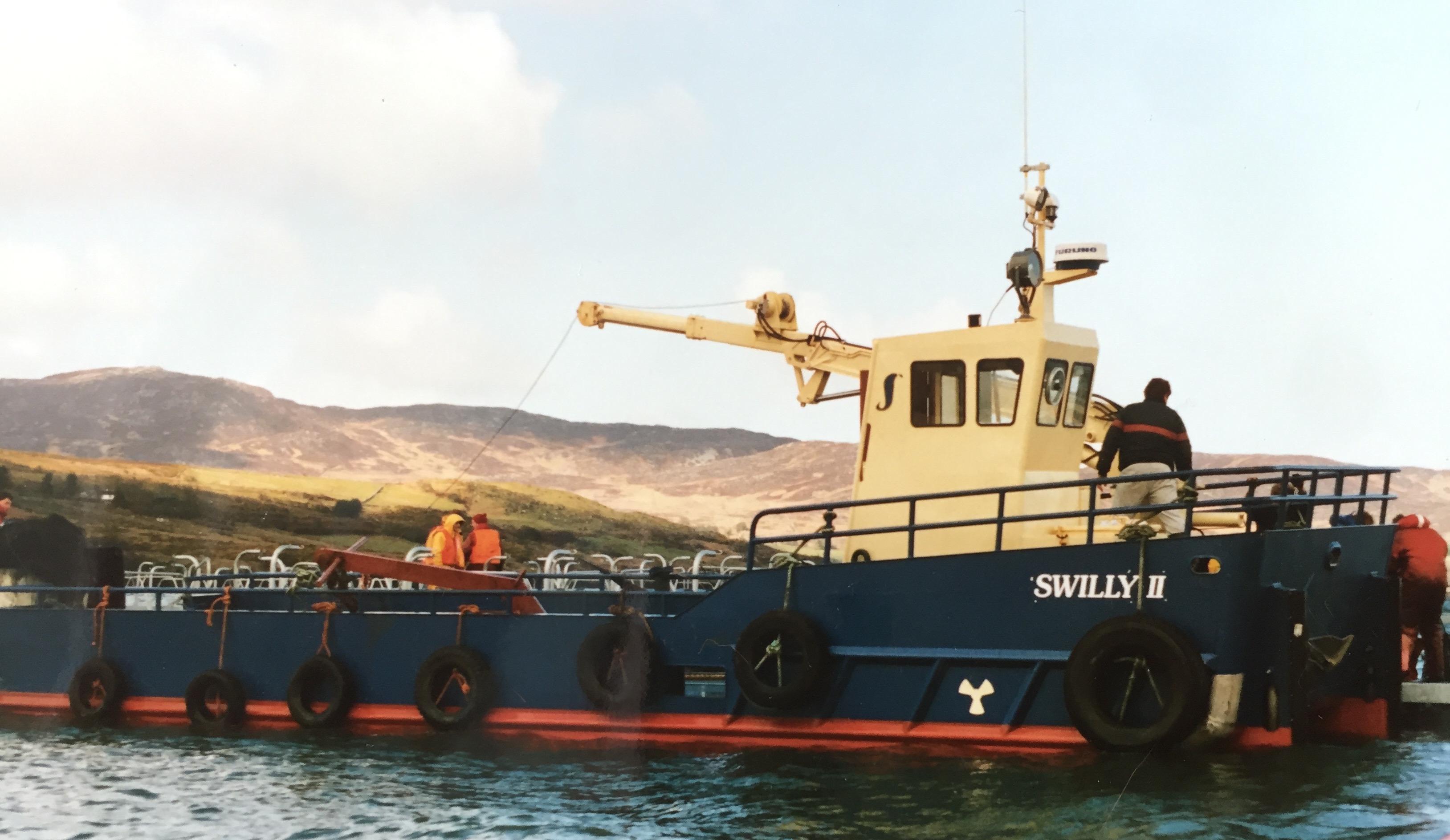 MTL Work Boat